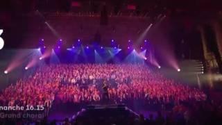 Accédez au replay du reportage exclusif sur le Grand choral des Nuits de champagne de France 3 !